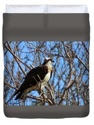 Osprey In Spring Duvet Cover