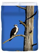 Osprey Nest Guard - 001 Duvet Cover