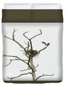 Osprey Nest Duvet Cover