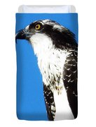 Osprey Profile Duvet Cover