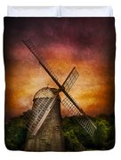 Other - Windmill Duvet Cover by Mike Savad