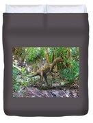 Othiniela In The Forest Duvet Cover