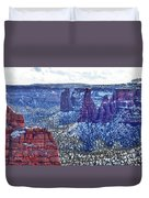 Otto Trail Overlook Duvet Cover