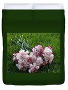Forgotten Bouquet  Duvet Cover