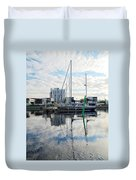 Oulu From The Sea 1  Duvet Cover