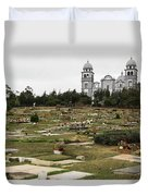 Our Lady Of Suyapa - 2 Duvet Cover