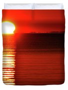 Our Star Rising Two  Duvet Cover