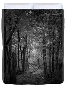 Out From The Darkness Duvet Cover