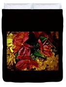 Out Of Darkness Duvet Cover