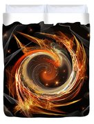 Out Of The Darkness Duvet Cover
