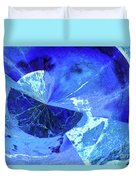Out Of This World Abstract Duvet Cover