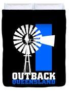 Outback Queensland 2 Duvet Cover