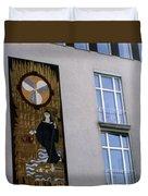 Austrian Outdoor Art Duvet Cover