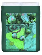 Outdoor Decorations Duvet Cover