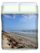 Outer Banks Morning Duvet Cover