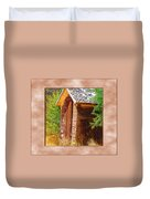 Outhouse 1 Duvet Cover