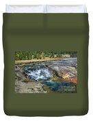 Outlet Firehole Lake Duvet Cover