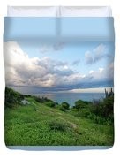 Outlook Duvet Cover