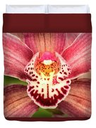 Outstanding Orchid Duvet Cover