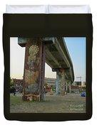Outstanding Public Art  Duvet Cover
