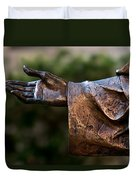 Outstretched Hand Duvet Cover