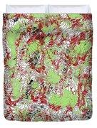 Overactive Christmas Celebration - V1db100 Duvet Cover