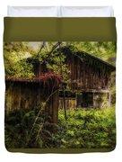 Overgrown Duvet Cover
