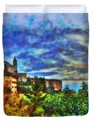 Overlook 2 Duvet Cover