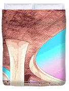 Overpass Two Duvet Cover