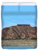 Overton Nevada Valley Of Fire  Duvet Cover