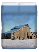 Owasa Barn 4 Duvet Cover
