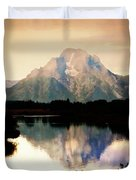 Oxbow Bend 14 Duvet Cover