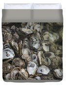 Oysters Four Duvet Cover
