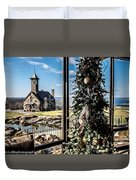 Ozark Christmas  Duvet Cover