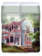 Ozark Cottage Duvet Cover