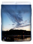 Ozark Sunrise 6 Duvet Cover