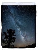Ozarks Milky Way Duvet Cover
