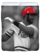 Ozzie Smith Duvet Cover