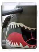 P-40 Warhawk - 2 Duvet Cover
