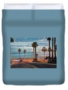 Pacific And 1st Street Duvet Cover