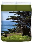 Pacific Beauty Duvet Cover