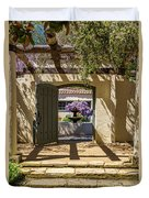 Pacific House Gardens Duvet Cover