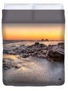 Pacific Light Duvet Cover