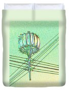 Pacific Science Center Lamp Duvet Cover