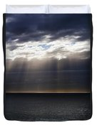 Pacific Storm Duvet Cover