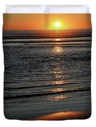 Pacific Sunset Duvet Cover