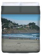 Pacifica California Duvet Cover