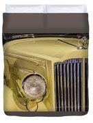 Packard Class Duvet Cover