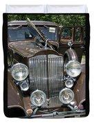 Packard Club Sedan Hood Duvet Cover
