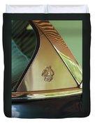 Packard Emblem 2 Duvet Cover